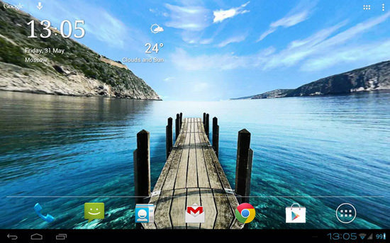 Live Wallpaper Android