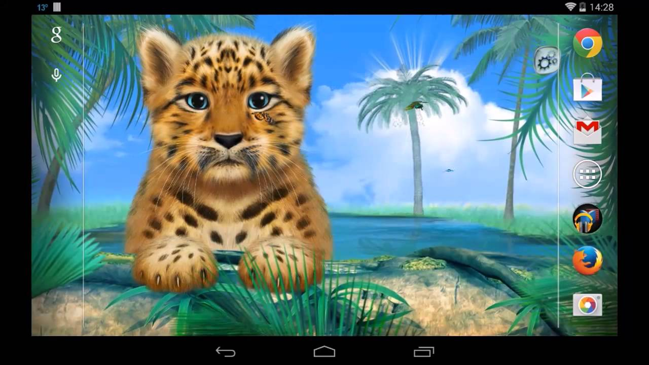 Live Wallpaper Animals