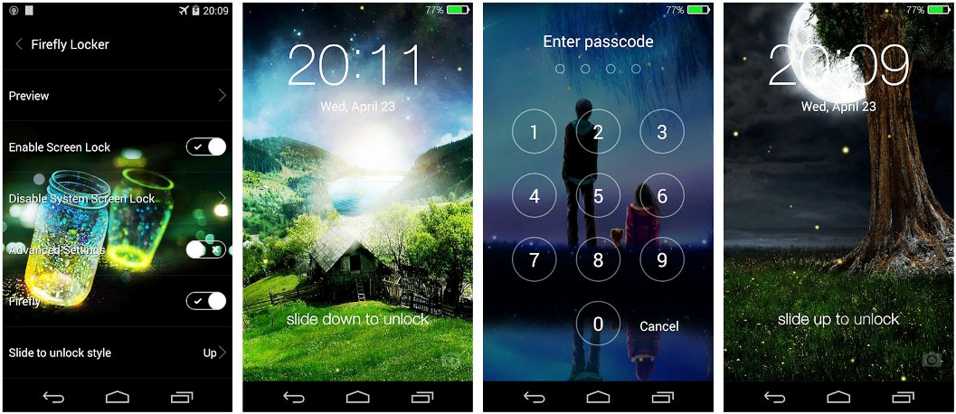 Live Wallpaper App Android
