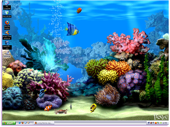 download live wallpaper aquarium for pc gallery