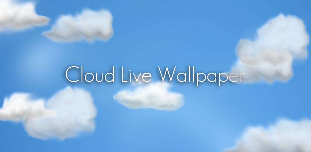 Live Wallpaper Clouds
