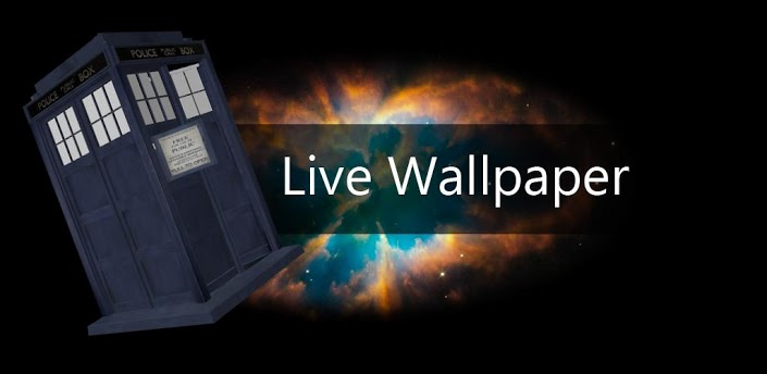 Live Wallpaper Doctor Who