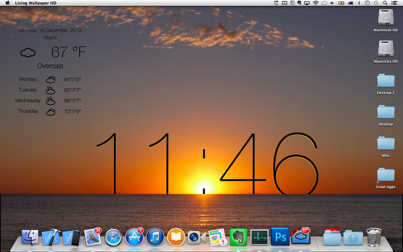 Live Wallpaper Download Mac