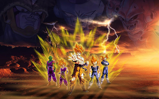 Live Wallpaper Dragon Ball