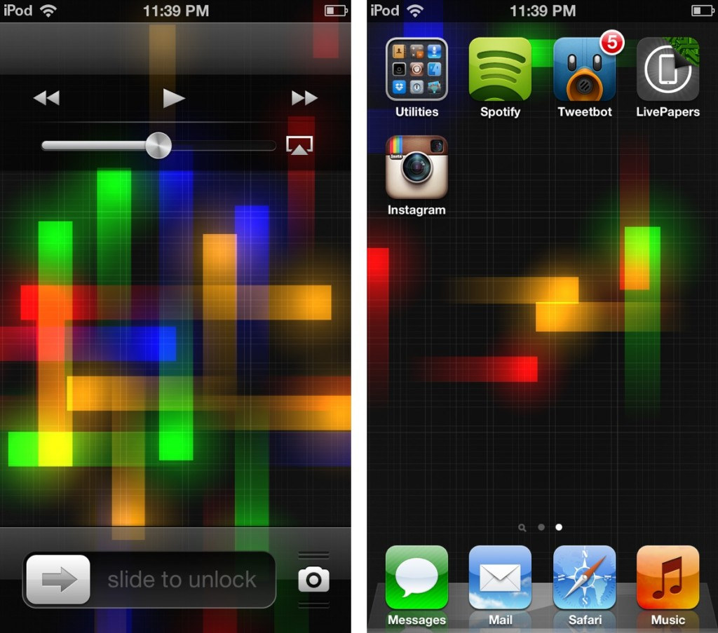 Live Wallpaper For Iphone Cydia