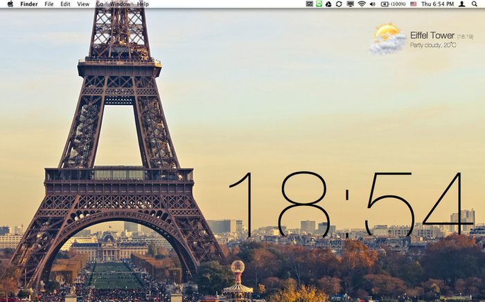 Live Wallpaper For Mac