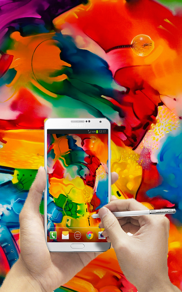 Live Wallpaper For Note 3