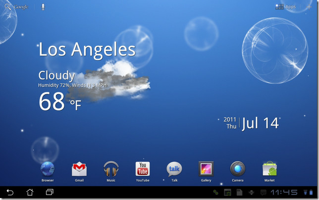 Live Wallpaper For Tab