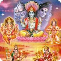 Live Wallpaper Hindu God
