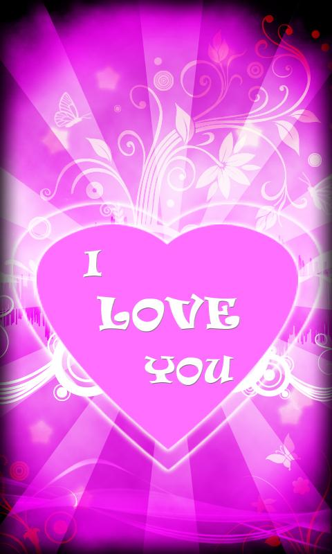 Wallpaper I Love You Live : Download Live Wallpaper I Love You Gallery