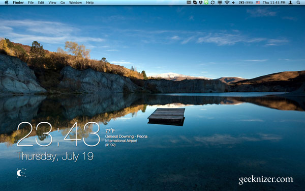 Live Wallpaper Mac Os X