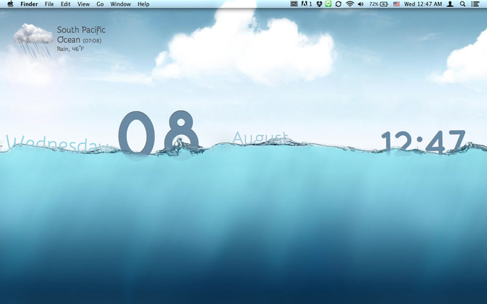 Live Wallpaper Mac