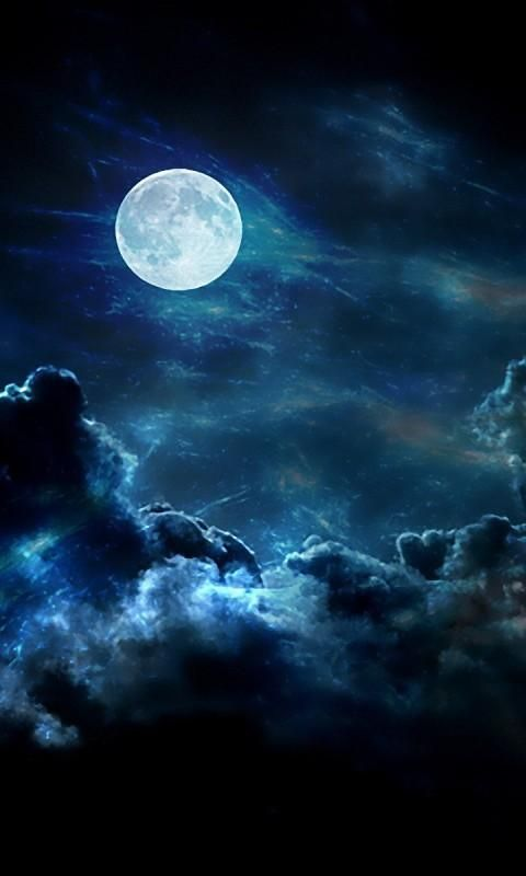 Live Wallpaper Moon