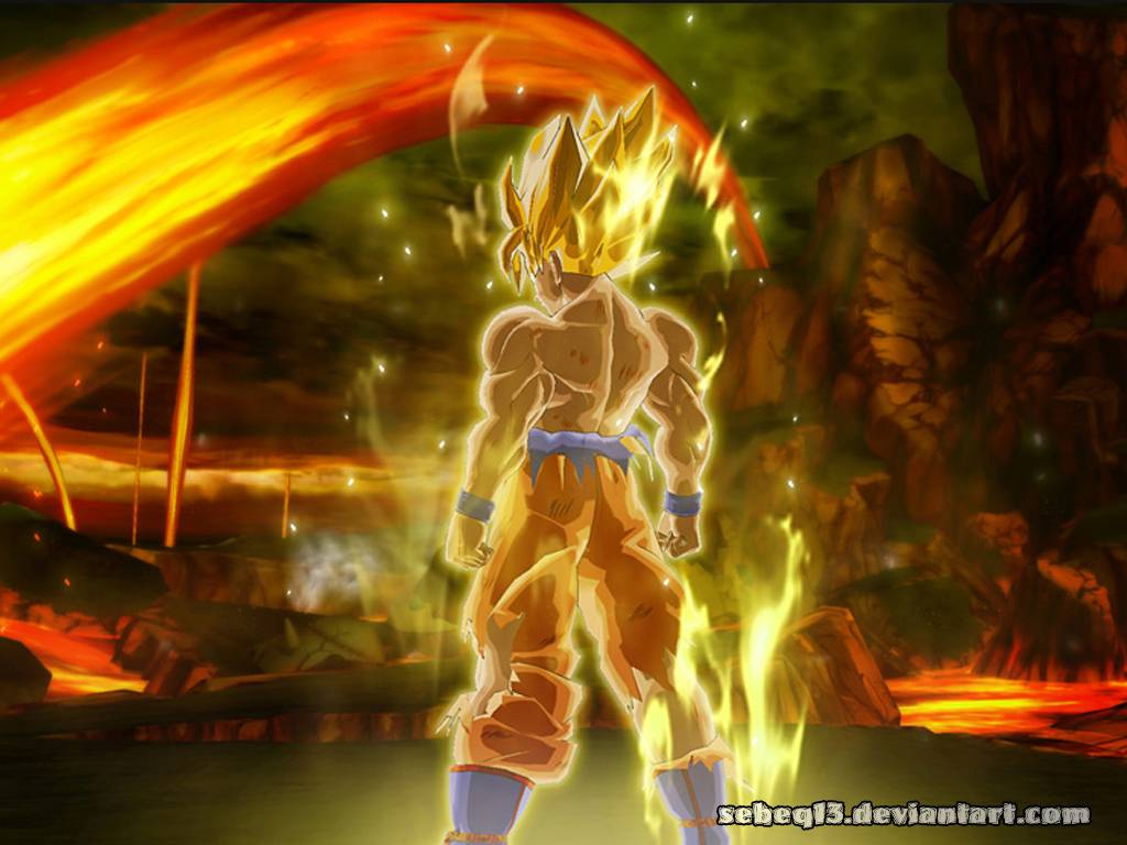 Live Wallpaper Of Dragon Ball Z
