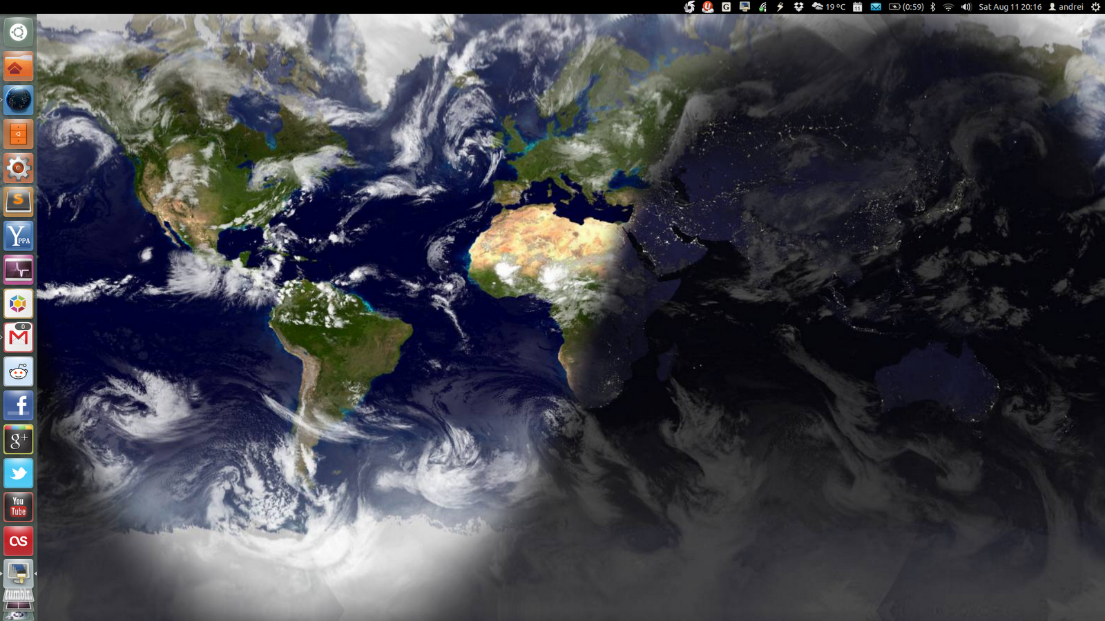 Live Wallpaper Of Earth