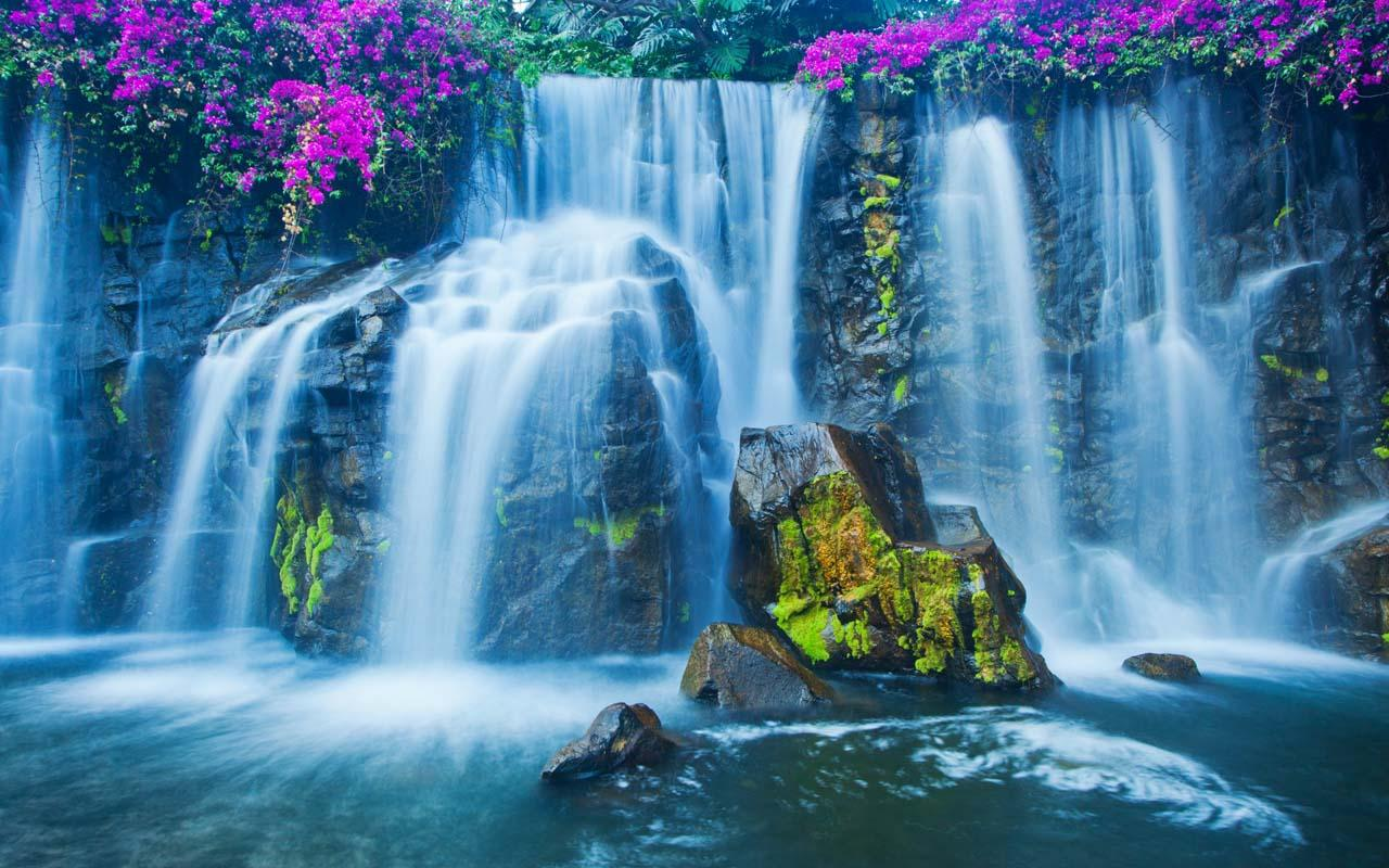 Live Wallpaper Waterfalls
