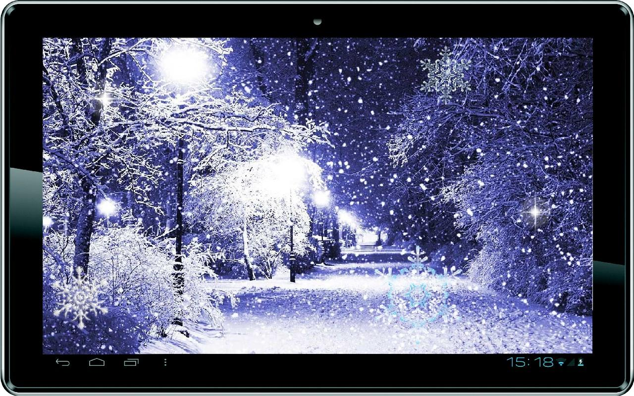 Live Wallpaper Winter