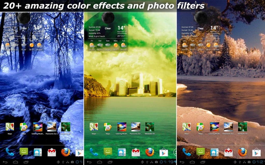 Live Wallpapers Apps For Android