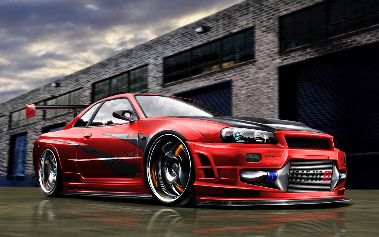 Live Wallpapers Cars