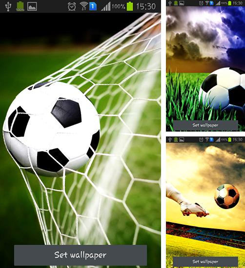 Live Wallpapers Football