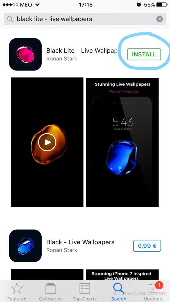 Live Wallpapers For Iphone 5 No Jailbreak
