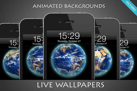 Live Wallpapers For Iphone 5c