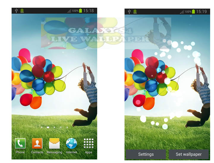 download live wallpapers for samsung galaxy s4 gallery
