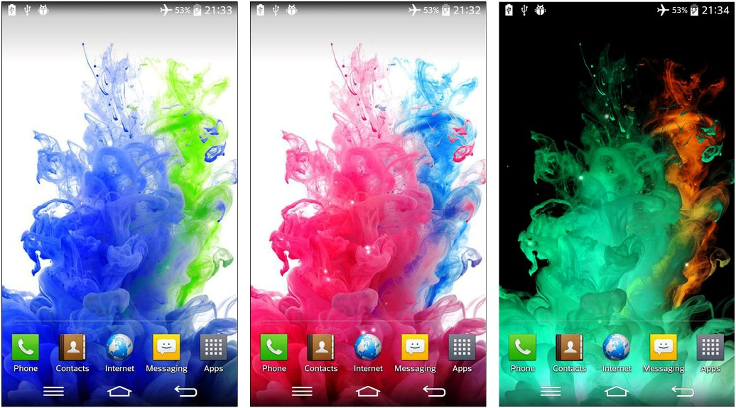 Live Wallpapers Lg