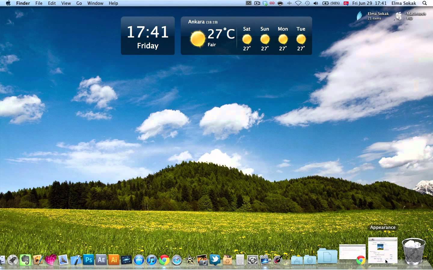 Live Wallpapers Mac