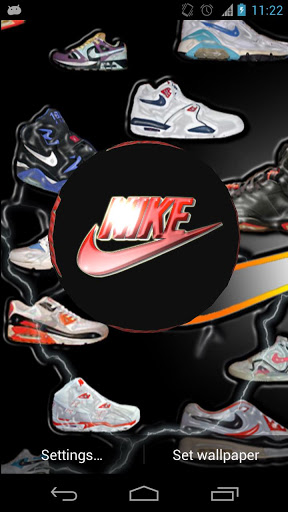 Live Wallpapers Nike