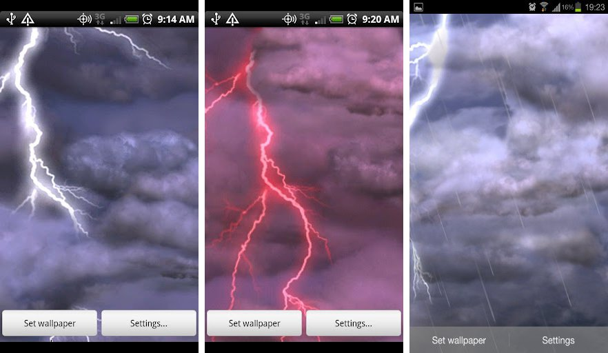 Live Wallpapers With Sound