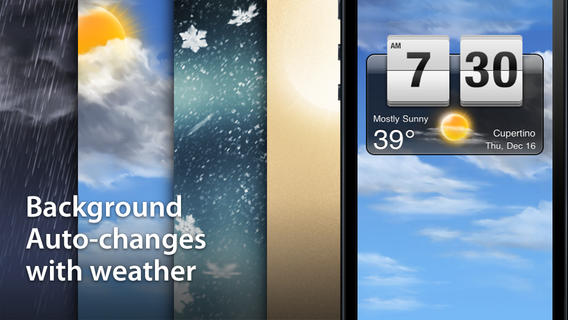 Download Live Weather Wallpaper Iphone Gallery