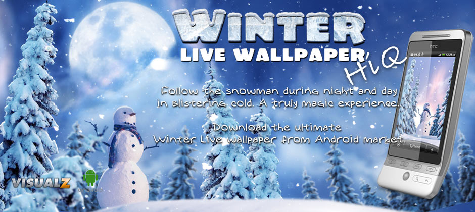 Live Winter Wallpapers