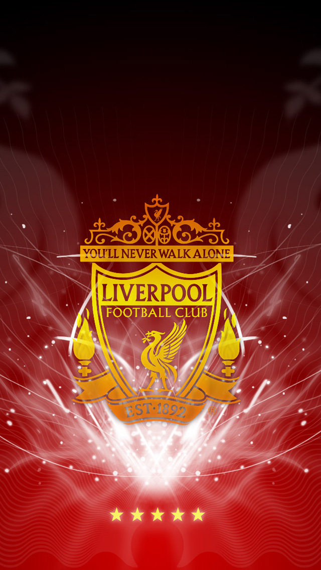 Liverpool Iphone 5 Wallpaper