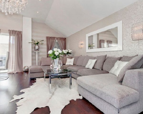 Living Room Wallpapers Ideas
