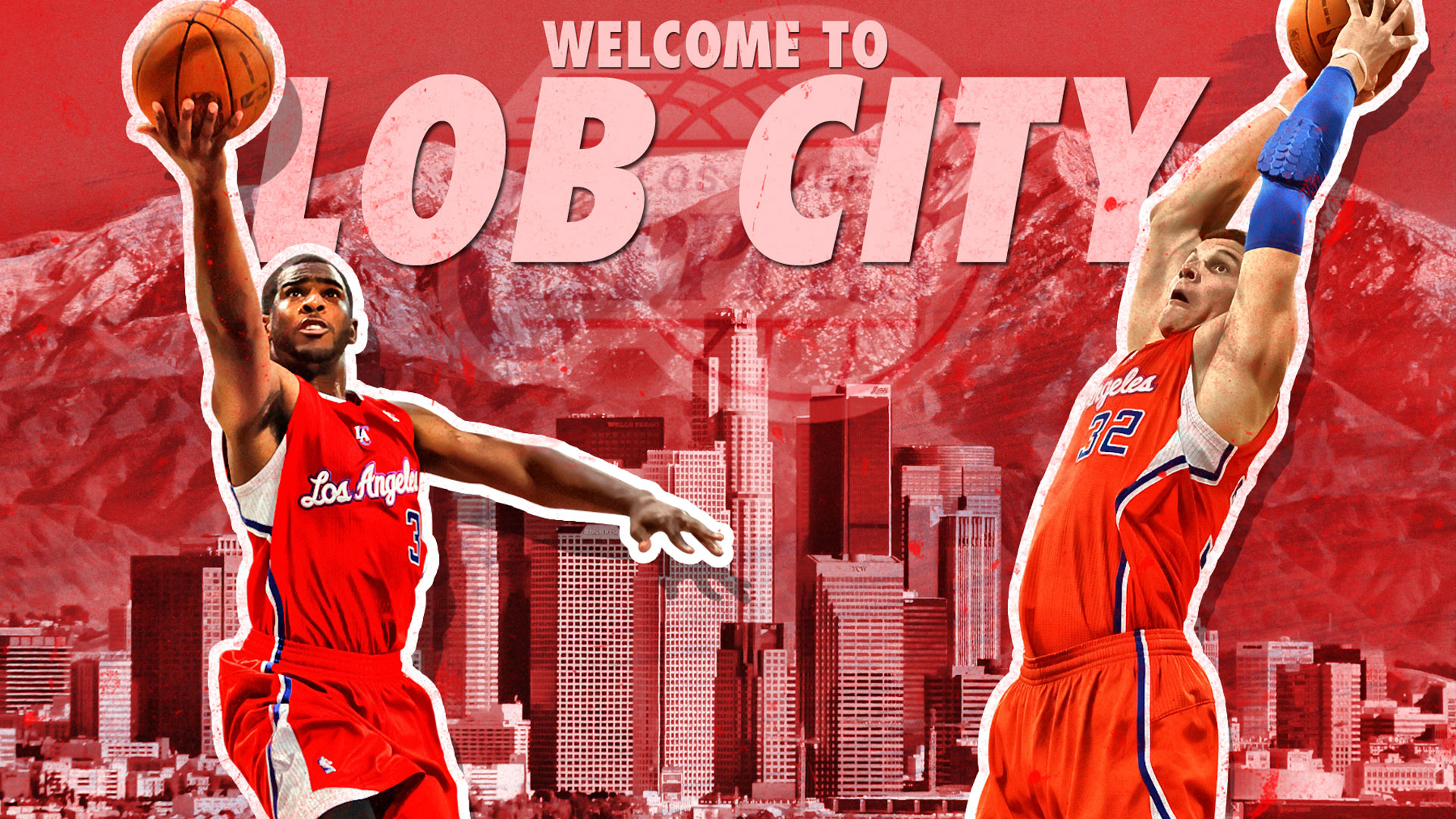 Lob City Wallpaper