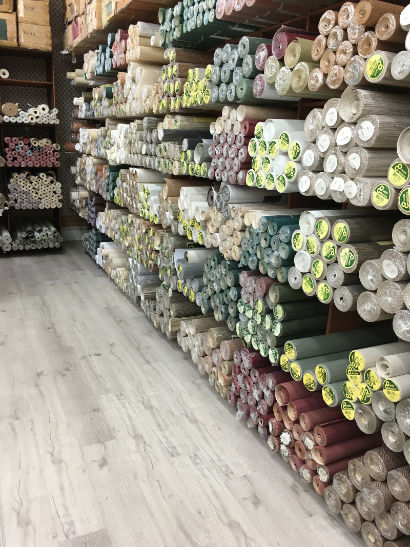 Local Wallpaper Stores