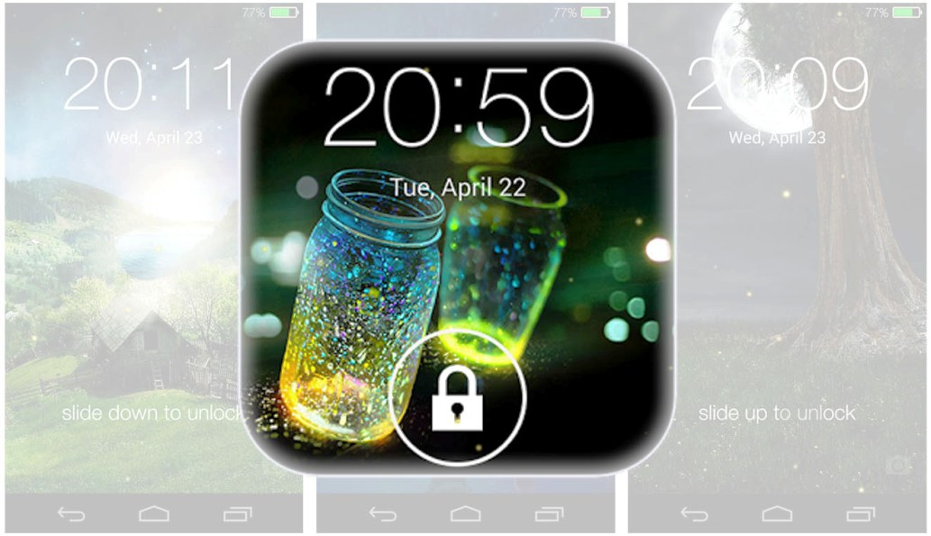 Lock Live Wallpaper