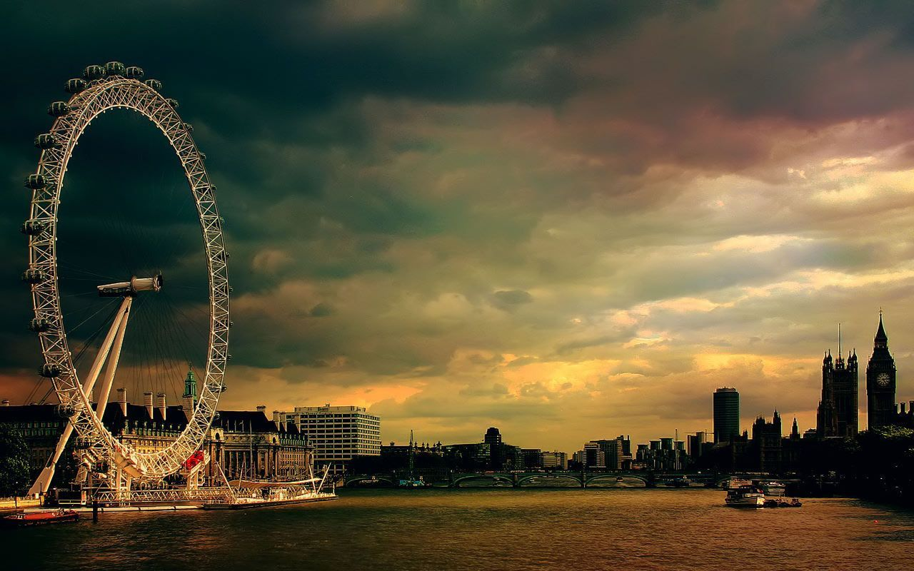 London Background Wallpaper