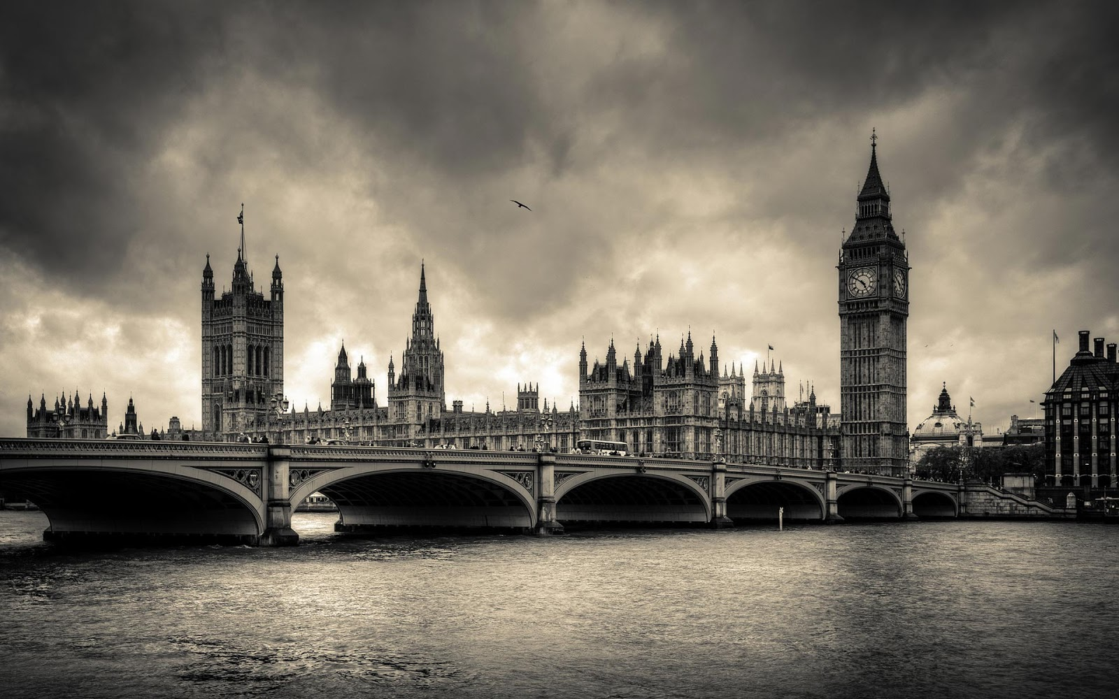 London HD Wallpaper