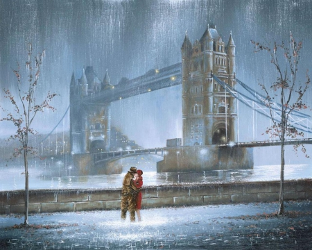 Download London Rain Wallpaper Gallery