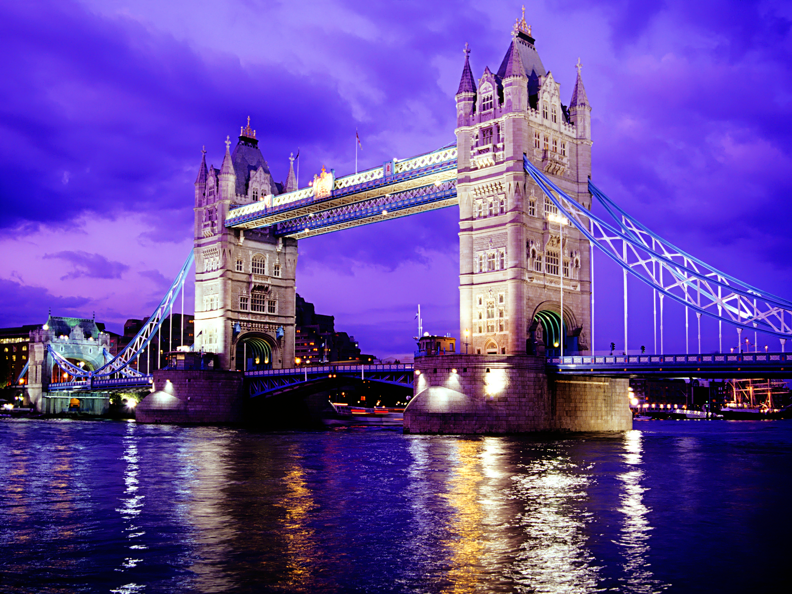 London Tower Wallpaper