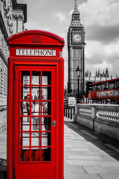 London Wallpaper Phone