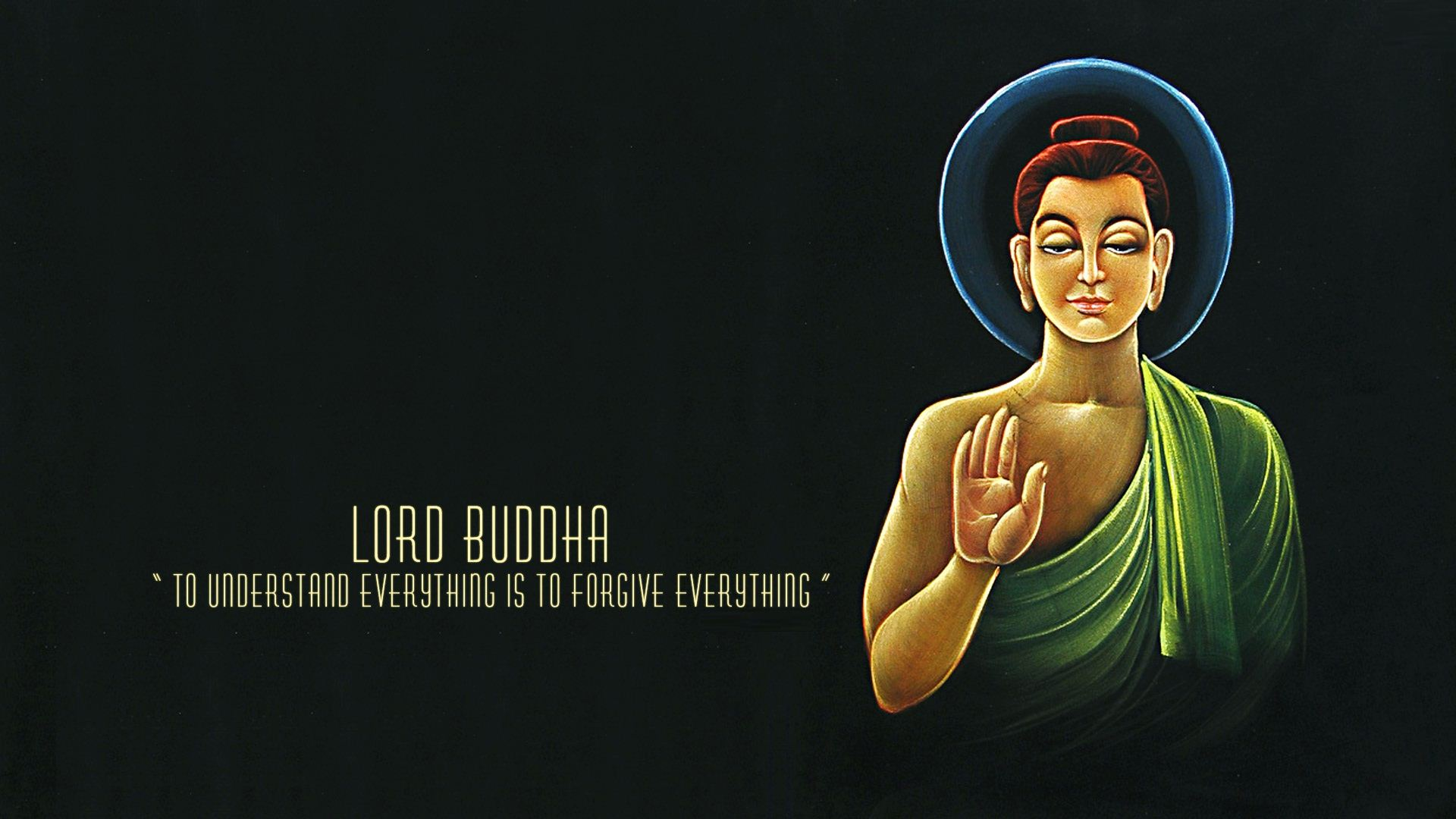 Lord Buddha Wallpaper Computer