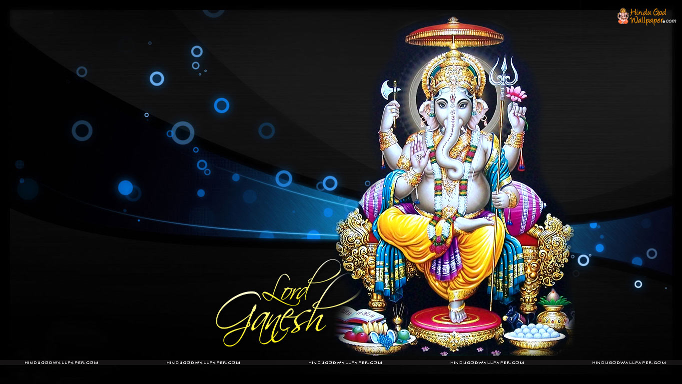Hd wallpaper nature full screen - Download Lord Ganesh Wallpaper Full Size Gallery