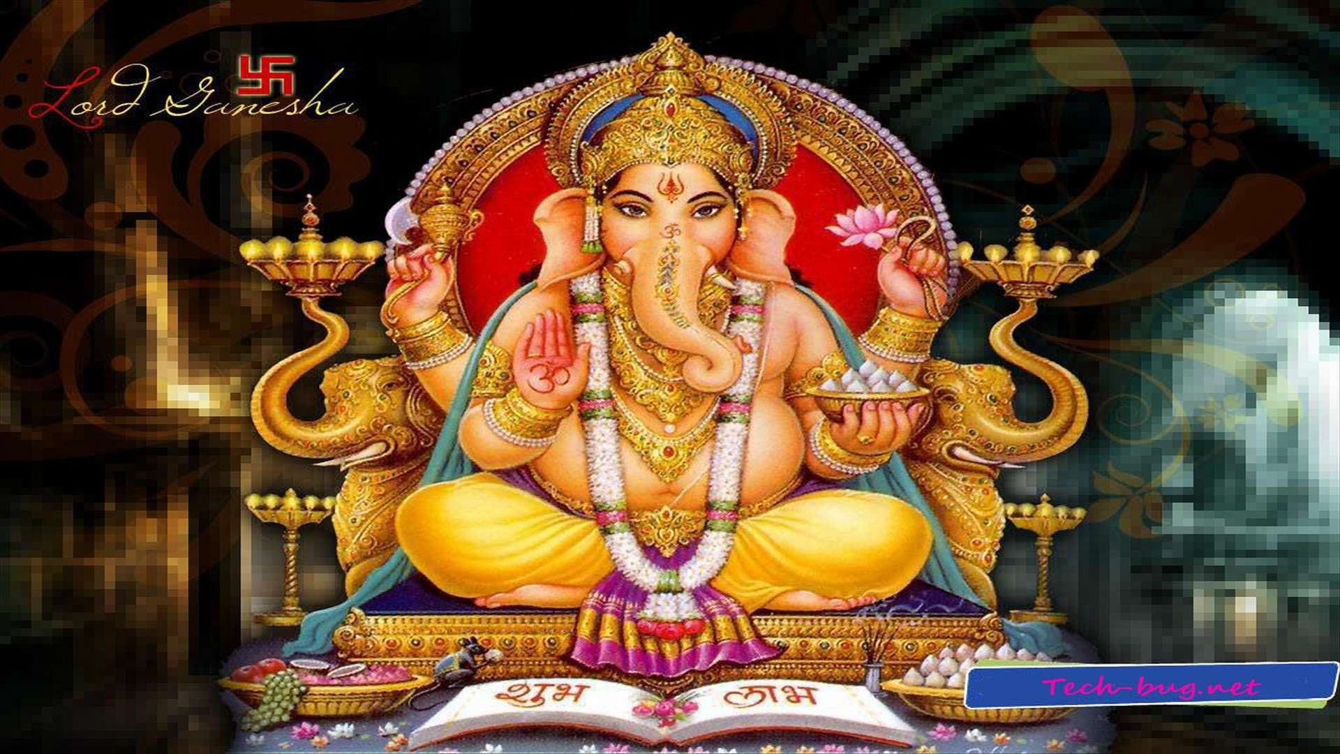 Download Lord Ganesh Wallpaper Full Size Gallery