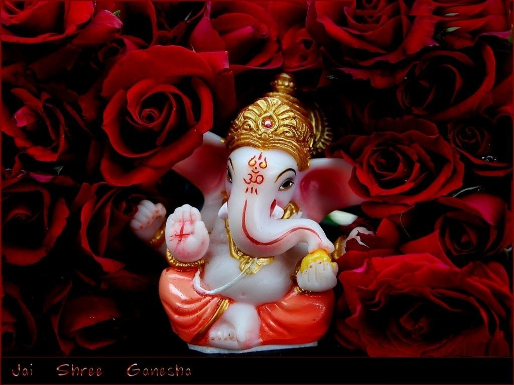 Lord Ganesha Hd Wallpapers: Download Lord Ganesha Full HD Wallpapers Gallery