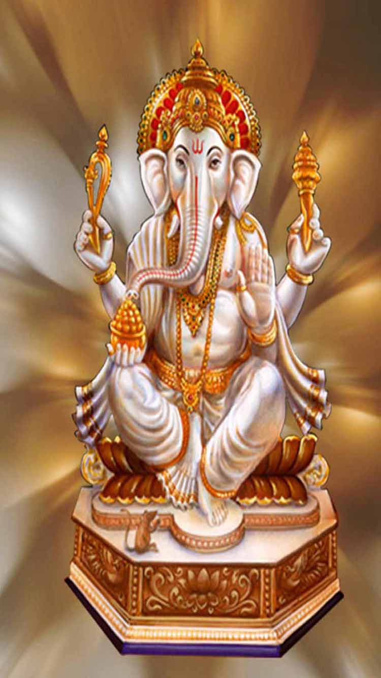 download lord ganesha wallpapers free download mobile gallery