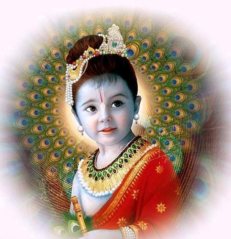 Download Lord Krishna Baby Wallpapers Gallery