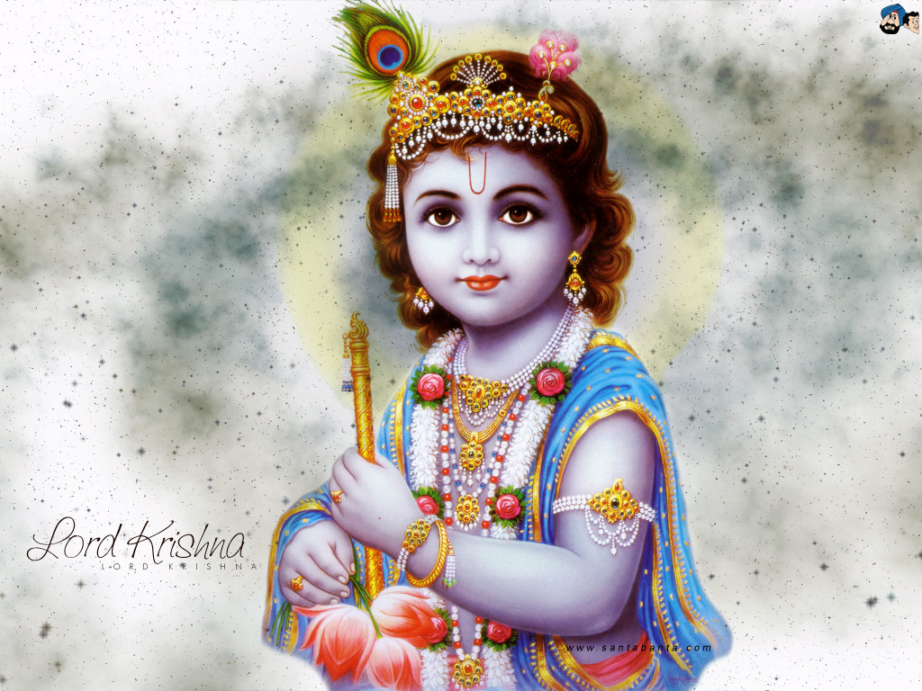Lord Krishna HD Wallpapers For Mobile
